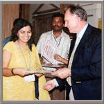 best hair transplant award dr.charu sharma