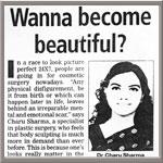 Dr. charu sharma Award